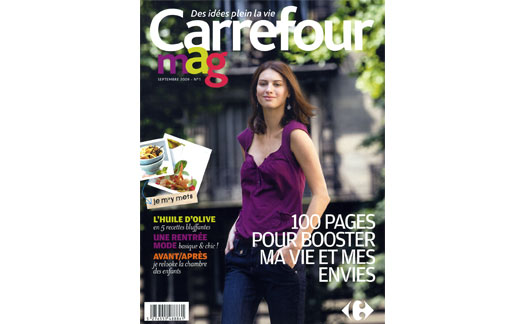 Carrefour Mag
