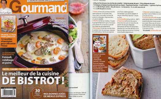 Gourmand Magazine